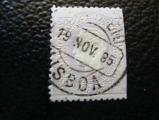 PORTUGAL - timbre yvert et tellier n° 49Aa (A21) stamp (2eme choix)