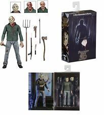 "NECA FRIDAY THE 13TH PART 3 ULTIMATE JASON VORHEES 7"" ACTION FIGURE 2016 release"