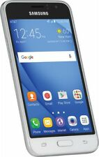 NEW AT&T GoPhone - Samsung Galaxy Express 3 4G LTE 8GB Memory Prepaid Cell Phone