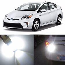 Alla Lighting Back-Up Reverse Light 7440 White LED Bulbs for 98~03 Toyota RAV4