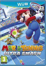 Mario Tennis Ultra Smash Nintendo WII U IT IMPORT NINTENDO