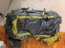 North Face Primero 60 Multi-day back backpack Men's Med Very Good Conditon $359