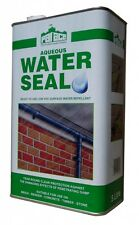 Palace Waterseal 5L Damp Sealant Water Protection Timber Stone Cement Brick
