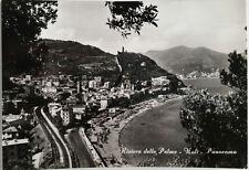 Cartolina Riviera delle Palme Noli Panorama VIAGGIATA Postcard