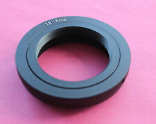 T/T2 EOS mount adapter Ring to Canon EOS DSLR / SLR Camera 80D 650D 750D 1200D