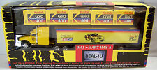 1998 1:64 ERNIE IRVIN #4 Kodak Racing TRANSPORTER w/5 Rolls of 400 Gold Film