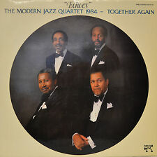"""The Modern Jazz quartet 1984-togehther Again-Echoes 12"""" LP (p301)"""