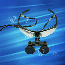 Dental New Surgical Medical Binocular Eye Loupe Sport Glasses 2.5x Amplification