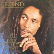 Legend by Bob Marley/Bob Marley & the Wailers (CD, 1984, Island (Label)