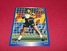 PASCAL OLMETA OLYMPIQUE LYON OL GERLAND PANINI FOOTBALL CARD 1994-1995