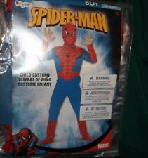 Spiderman New Disguise. Sz Med.  Sz. 8   Child's. Marvel