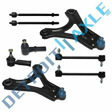 Brand New 8pc Complete Front Suspension Kit for Cougar Mystique Ford Contour