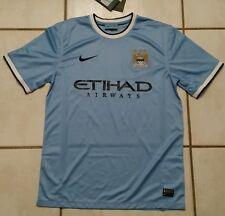 NWT Authentic NIKE Manchester City Soccer Jersey Men's Medium