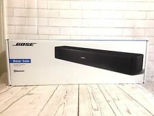 Bose Solo TV Speaker Soundbar Wireless Wired With Remote and Wall Mount