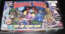 2008 Relic Raiders Haunted Ruins 3D Pop Up Board Game