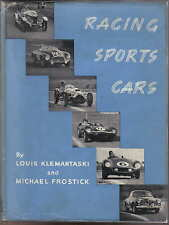 Racing Sports Cars by Klemantaski & Frostick Pub. 1956 very well illustrated