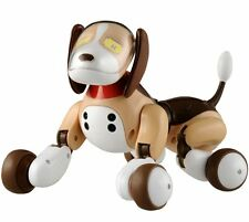 New!! TAKARA TOMY Omnibot Hello Zoomer beagle dogs Electric Toy Japan F/S