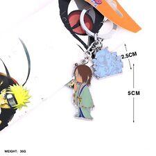 Naruto Utakata & Summoning monster metalkeychain cute gift key chain new