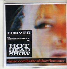 (CU175) Bummer, Hot Head Show - 2011 DJ CD