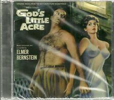 Out of Print - NEW CD - GOD'S LITTLE ACRE - Elmer Bernstein - 40+ online