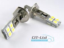 H1 Xenon WHITE 8 SMD 5050 LED High Power Car Fog Spot Bulbs fit Honda