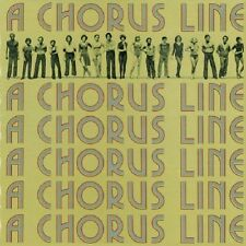 A CHORUS LINE Original Broadway Cast CD