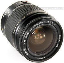 CANON EF 28-80mm USM for EOS 600D 60D 1100D 550D 50D 6D 5D II 3 7D Rebel Kiss X5
