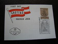 AUTRICHE - carte 1er jour 23/2/1972 (cy29) austria