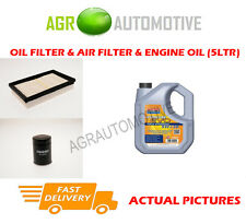 PETROL OIL AIR FILTER KIT + LL 5W30 OIL FOR SUZUKI SWIFT 1.5 102 BHP 2005-13