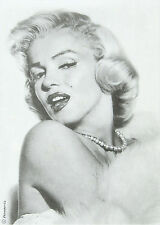 Rice Paper for Decoupage, Scrapbook Sheet, Craft Paper Marilyn Monroe
