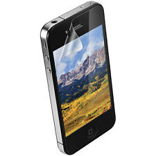 Otterbox 77-27147 Clearly Protected Vibrant Screen protector iPhone 4/4S,100%Aut