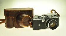 Canon Rangefinder Camera Model IIB 2B 50mm F1.8 #109760 - Issues -