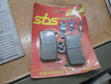 SBS Front Wheel Brake Pads Honda NS125 NSR250 VTR400 NR750 CBR900 RS250 622HF