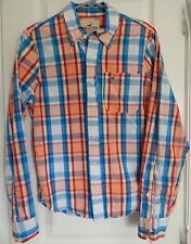 Hollister Plaid Button Down Long Sleeve Shirt - size S
