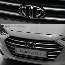 BRENTHON Front & Rear NEW Emblem CHROME for Hyundai Elantra 2016