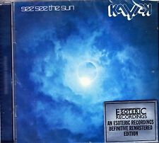 KAYAK see see the sun (1973) + 1 Bonus Track Remastered CD NEU OVP/Sealed