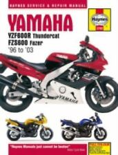 Haynes Service & Repair Manual: Yamaha YZF600R Thundercat and FZS600 Fazer...
