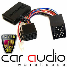 PC99-X32 ALPINE Rover 75 2002 - 2004 Car Stereo Radio Steering Wheel Interface