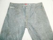 Sean John Men's Denim Hamilton Relaxed Grayish Jeans Trousers NWOT Size 40 x 32