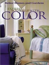 Express Yourself with Color Home Decorating Decor Book