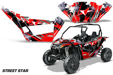 AMR Racing Arctic Cat Wildcat Sport XT 700 Graphic Kit Decal Sticker Wrap STAR R