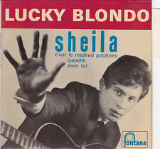 LUCKY BLONDO SHEILA FRENCH ORIG EP