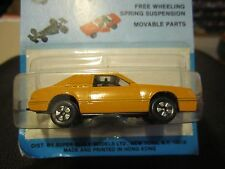 Vintage PlayArt Charmerz Ford Mustang Turbo Fox Body 1:64 Hong Kong MOC