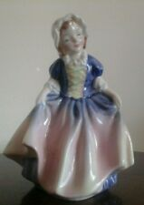 Vintage royal doulton lady girl dinky do