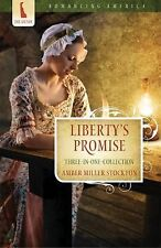 Liberty's Promise (Romancing America: Delaware)-ExLibrary