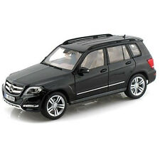 Maisto 1:18 36200 Mercedes Benz GLK G Class Diecast Model Car Black
