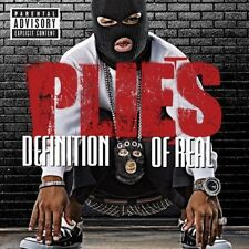 Plies - Definition Of Real - Expilcit - New Factory Sealed CD