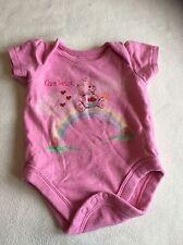 Le neonate vestiti neonato-PRETTY CARE BEAR Canotta Body