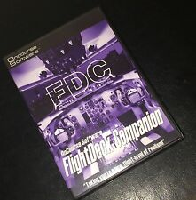 FDC: Flight Deck Companion for Flight Simulator 2002 w/ Manual PC CD game add-on