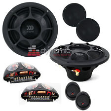 "Morel Virtus 503 Car Audio 5-1/4"" 3-Way Component Speaker System 600W New"